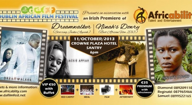 DAFF Premieres Ninah's Dowry and Dreamwalker